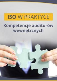 Ebook Kompetencje auditorów wewnętrznych pdf