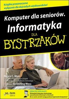 Ebook Komputer dla seniorów. Informatyka dla bystrzaków pdf