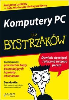 Ebook Komputery PC dla bystrzaków pdf