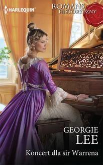 Chomikuj, ebook online Koncert dla sir Warrena. Georgie Lee