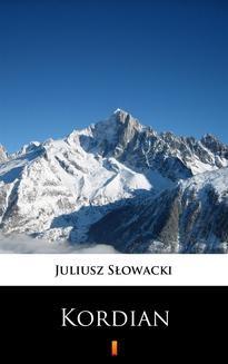 Chomikuj, ebook online Kordian. Juliusz Słowacki