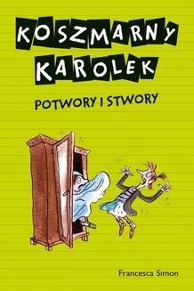 Ebook Koszmarny Karolek. Potwory i stwory pdf
