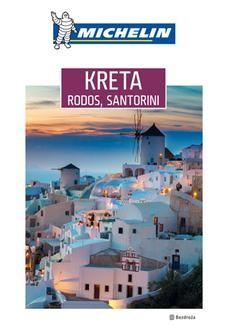 Chomikuj, ebook online Kreta, Rodos, Santorini. Michelin. Wydanie 1. Peter Zralek