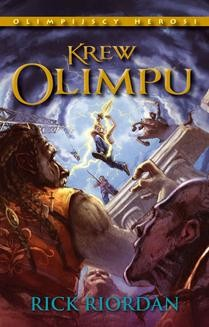 Ebook Krew Olimpu. Tom V Olimpijscy herosi pdf