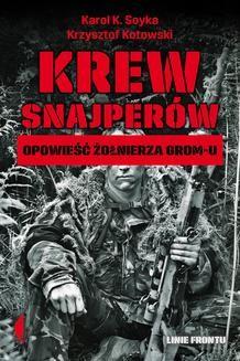 Chomikuj, ebook online Krew snajperów. Karol K. Soyka
