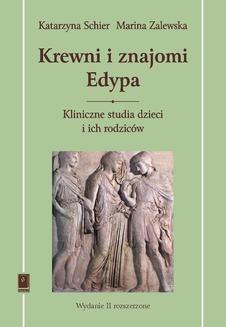 Chomikuj, ebook online Krewni i znajomi Edypa. Katarzyna Schier