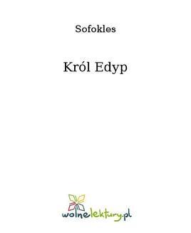Chomikuj, ebook online Król Edyp. Sofokles