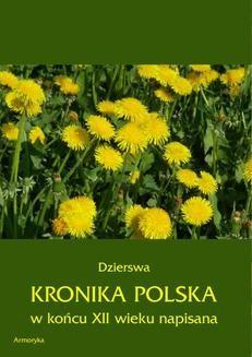 Chomikuj, ebook online Kronika polska Dzierswy (Dzierzwy). Dzierswa (Dzierzwa)