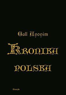 Ebook Kronika polska w przekładzie Zygmunta Komarnickiego pdf