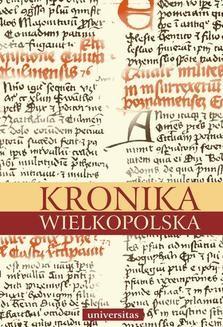Chomikuj, ebook online Kronika Wielkopolska. oprac. Brygida Kurbis