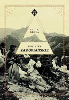 Ebook Kroniki zakopiańskie pdf