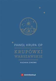 Ebook Krupówki warszawskie pdf