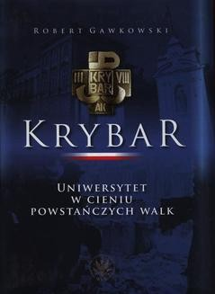 Chomikuj, ebook online Krybar. Robert Gawkowski