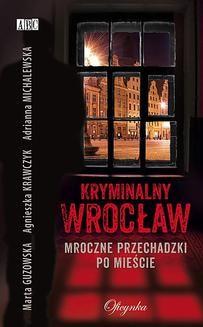 Chomikuj, ebook online Kryminalny Wrocław. Marta Guzowska