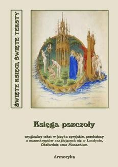 Ebook Księga pszczoły pdf