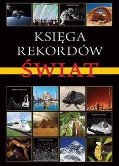 Ebook Księga rekordów. Świat pdf