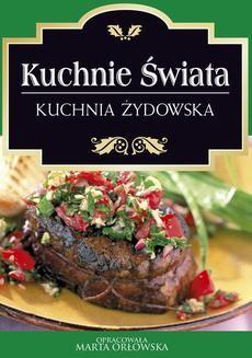 Chomikuj, ebook online Kuchnia żydowska. O-press