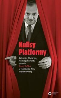 Chomikuj, ebook online Kulisy Platformy. Anna Wojciechowska