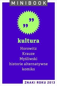 Chomikuj, ebook online Kultura. Minibook. autor zbiorowy