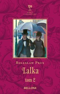 Chomikuj, ebook online Lalka. Tom 2. Bolesław Prus