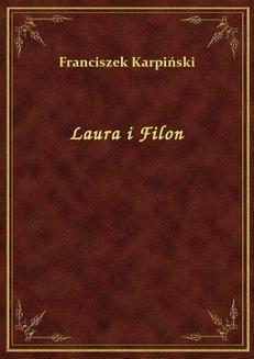 Chomikuj, pobierz ebook online Laura i Filon. Franciszek Karpiński