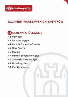 Chomikuj, ebook online Łazienki Królewskie. Szlakiem warszawskich zabytków. Ewa Chęć
