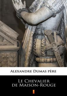Ebook Le Chevalier de Maison-Rouge pdf
