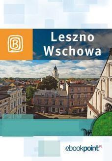 Chomikuj, ebook online Leszno i Wschowa. Miniprzewodnik. Praca zbiorowa