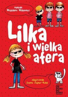 Ebook Lilka i wielka afera pdf