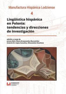 Chomikuj, pobierz ebook online Lingüística hispánica en Polonia: tendencias y direcciones de investigación. Janusz Bień