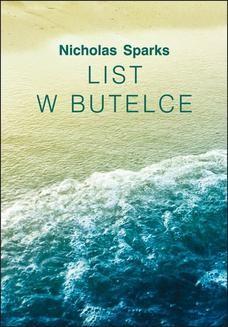 Chomikuj, ebook online List w butelce. Nicholas Sparks