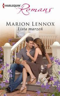 Chomikuj, pobierz ebook online Lista marzeń. Marion Lennox