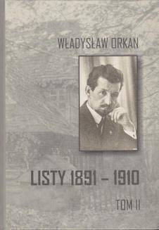 Ebook Listy 1891-1910. Tom 2 pdf