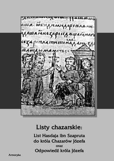 Chomikuj, ebook online Listy chazarskie. August Bielowski