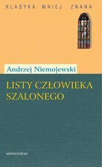 Chomikuj, ebook online Listy człowieka szalonego. Andrzej Niemojewski