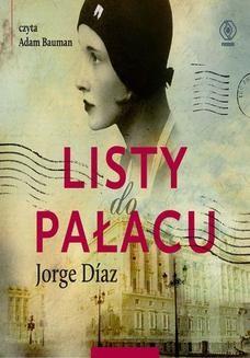 Chomikuj, ebook online Listy do Pałacu. Jorge Diaz