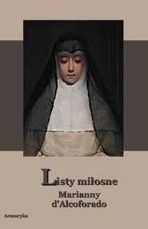 Chomikuj, ebook online Listy miłosne Marianny d'Alcoforado. Marianna d'Alcoforado