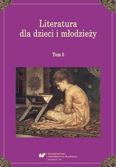 Chomikuj, ebook online Literatura dla dzieci i młodzieży. T. 5. red. Katarzyna Tałuć