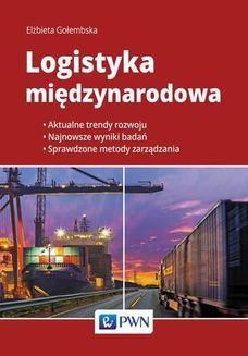 Chomikuj, ebook online Logistyka międzynarodowa. Elżbieta Gołembska