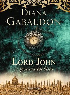 Ebook Lord John i sprawa osobista pdf