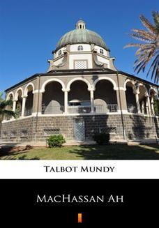 Chomikuj, ebook online MacHassan Ah. Talbot Mundy