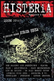 Chomikuj, ebook online Magazyn Histeria 2014/3. autor zbiorowy