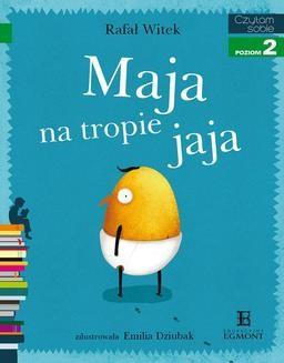 Chomikuj, ebook online Maja na tropie jaja. Rafał Witek