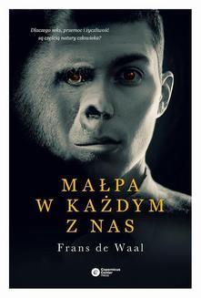 Chomikuj, ebook online Małpa w każdym z nas. Frans de Waal