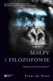 Chomikuj, ebook online Małpy i filozofowie. Frans de Waal