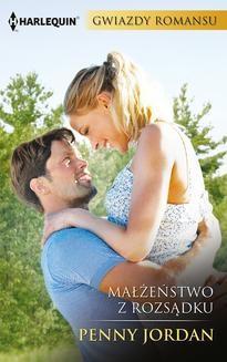 Chomikuj, ebook online Małżeństwo z rozsądku. Penny Jordan