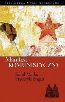 Chomikuj, ebook online Manifest Komunistyczny. Karol Marks