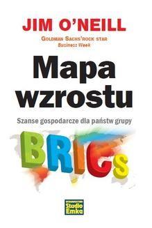 Ebook Mapa wzrostu. Szanse gospodarcze dla państw grupy BRICS pdf