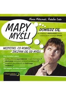 Chomikuj, ebook online Mapy Myśli. Dowiedz się, jak zwiększyć efektywność pracy, i poznaj język swojego umysłu. Marcin Matuszewski