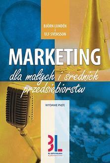 Chomikuj, ebook online Marketing dla małych i średnich przedsiębiorstw. Björn Lundén